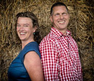 Dirk-Jan Stelling en Martine Stelling-Wismeijer